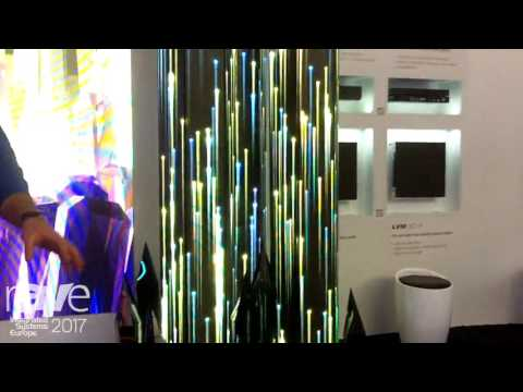 ISE 2017: EKTA iLVM4-C-C 4.8mm Video and Wall Floor