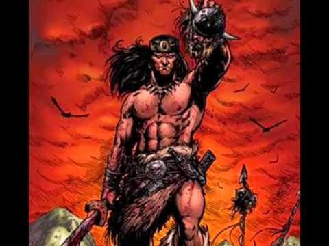 Conan the barbarian orgy