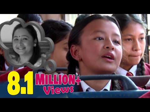 New Nepali Children Song || Maya Lagchha || Deepika Balami video
