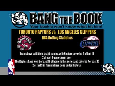 Toronto Raptors vs Los Angeles Clippers | Odds, Pick, and Predictions
