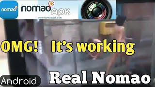 How to download and install Nomao camera | It
