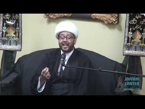 2nd Muharram 2019 1441 Sheikh Bilal English Majlis