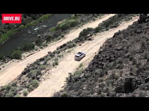Mercedes-Benz GL-class (2012) — За кадром
