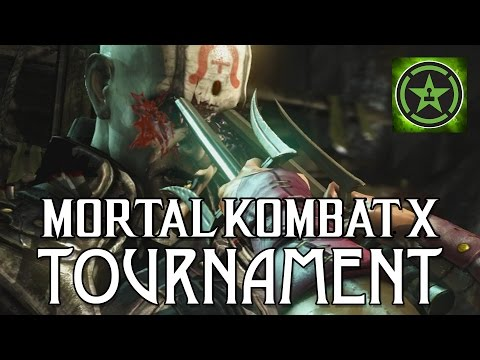 Let's Play - Mortal Kombat X - Tournament