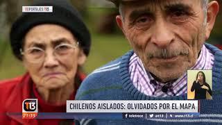 Reportajes T13 | Chilenos aislados: olvidados por el mapa