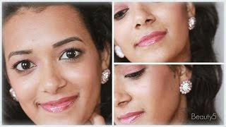 Valentines Day Makeup Tutorial 2016 | Beauty5