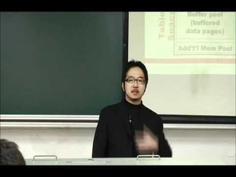 Shanhai University MySQL Tech Lecture