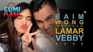 download lagu Baim Wong Lamar Vebby Palwinta? - Cumiflash 12 September gratis