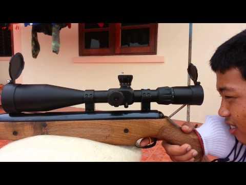 air arms prospord กับแรงดีดของปืนสปริง ^_^