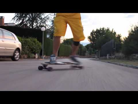 Longboarding: La lija