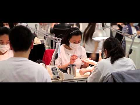 What course can you study at Melbourne Institute of Nails & Beauty?