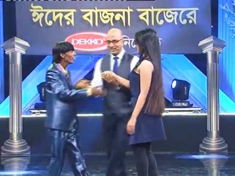 HERO ALOM Eid Special Program Of ATN Bangla Eider Bazna