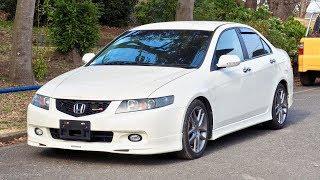 2004 Honda Accord Euro R CL7 (Canada Import) Japan Auction Purchase Review