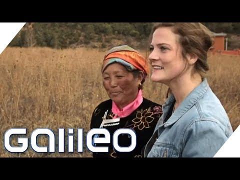 Hier regieren Frauen! Das Matriarchat in China | Galileo | ProSieben