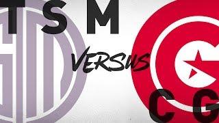 TSM vs. CG - Week 2 Day 1 | NA LCS Summer Split | TSM vs. Clutch Gaming (2018)