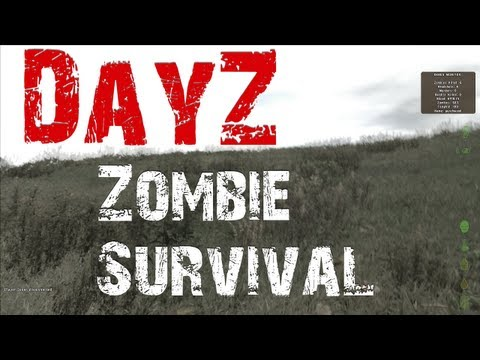 "DayZ Co-op E01 ""Meeting Up"" (Multiplayer Zombie Survival)"