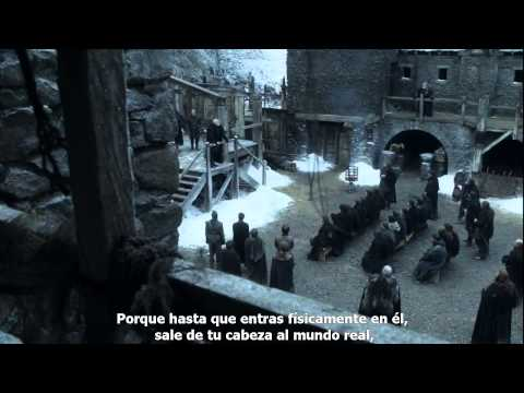 Juego de Tronos - Cuarta Temporada: Fire and Ice Foreshadowing [Subtitulado]