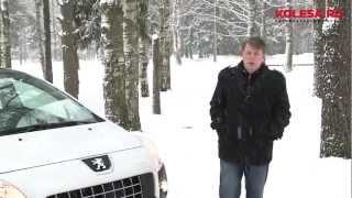 Тест-драйв Peugeot 3008 и Volkswagen Tiguan