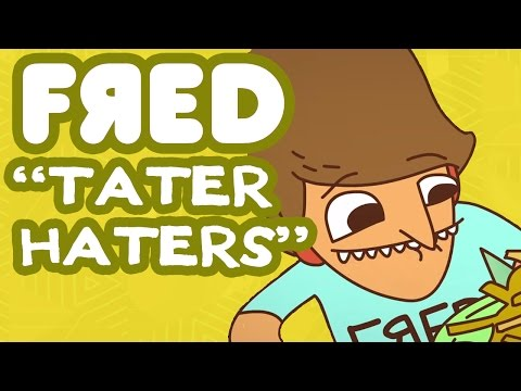 Fred Figglehorn - Tater Haters - Official Music Video