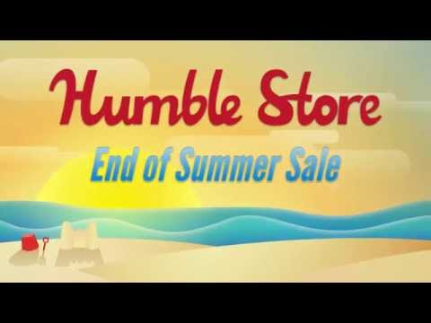 The Humble Store End of Summer Sale