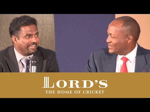 Muttiah Muralitharan on Brian Lara and Shane Warne  | MCC vs Rest of the World Dinner