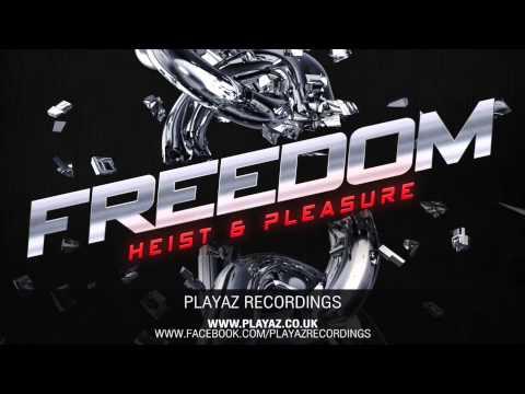 [PLAYAZ047D] Heist & Pleasure - Freedom EP [320]