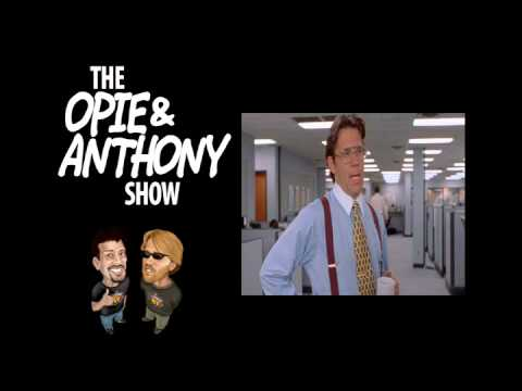 Opie and Anthony: Erock is the Intern Manager (Summer 2012)