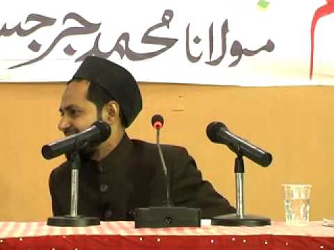 Mohabbat E Rasool Saw By Moulana Jarjis Siraj Hyderabad 6 Of 9 video