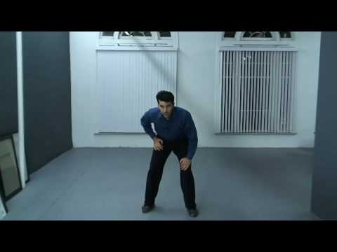 How to dance Thriller step by step instruction - Thriller dance steps