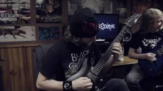 Ominous Eclipse - Pestilence (Guitar Playthrough)