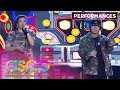 Regine collaborates with Gloc 9 and Abra in a one of a kind raptastic performance  | ASAP Natin 'To