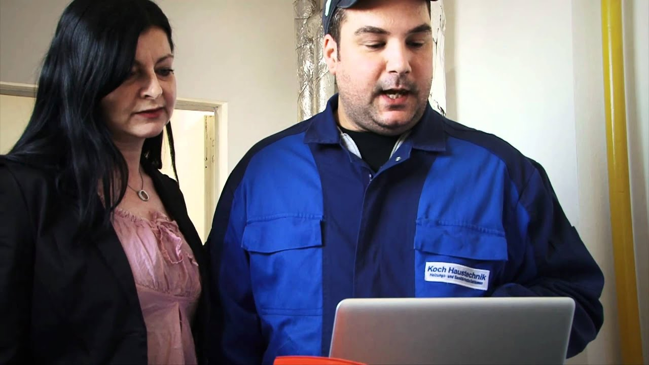 Koch haustechnik in griesheim heizung sanitaer youtube for Koch haustechnik
