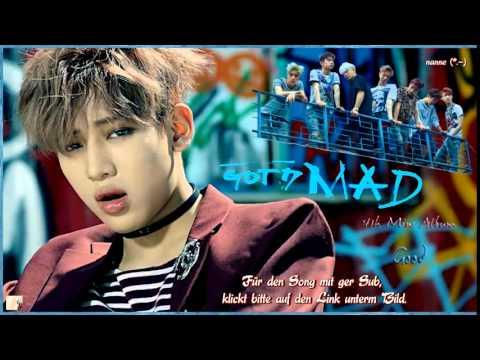 GOT7 (갓세븐) – Good k-pop [german Sub] 4th Mini Album: MAD