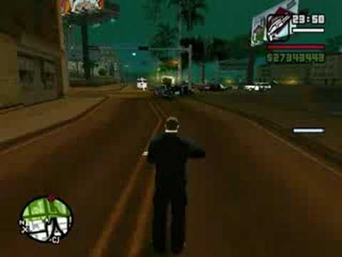 Grand Theft Auto San Andreas - CLEO Mods