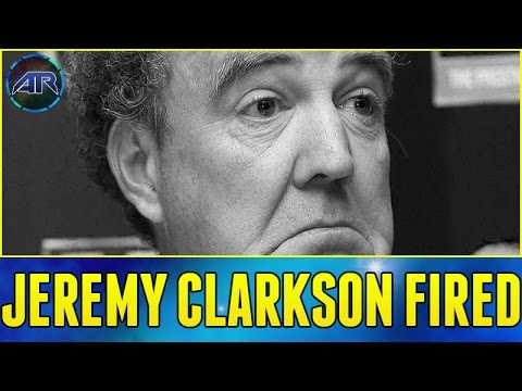 Join the AR12 ARMY!!!! http://bit.ly/AR12ARMY  Jeremy Clarkson Fired: http://www.bbc.com/news/entertainment-arts-32052736 BBC Report: http://downloads.bbc.co.uk/mediacentre/investigation-summary.pdf Producer Death Threats: http://www.huffingtonpost.co.uk/2015/03/25/oisin-tymon-fracas-jeremy-clarkson-sacked_n_6939644.html Top Gear\'s Future: https://www.youtube.com/watch?v=N6cfFnBNELs Netflix Rumors: http://news.nationalpost.com/2015/03/25/bbc-dumps-incendiary-presenter-jeremy-clarkson-but-netflix-may-be-along-to-pick-him-up/  Powered By Elgato Gaming: http://www.elgato.com/gaming?utm_source=AR12Gaming&utm_medium=youtube&utm_content=EN&utm_campaign=GameCaptureHD  Find me on... ►Twitter http://bit.ly/AR12Twitter ►Facebook http://bit.ly/AR12Facebook ►Twitch http://bit.ly/AR12Twitch ►Instagram http://bit.ly/AR12Instagram -­----------------------- Outro Song: Contagious - Ghost Fortress From, Jingle Punks