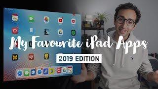 My Favourite iPad Pro Apps (2019)