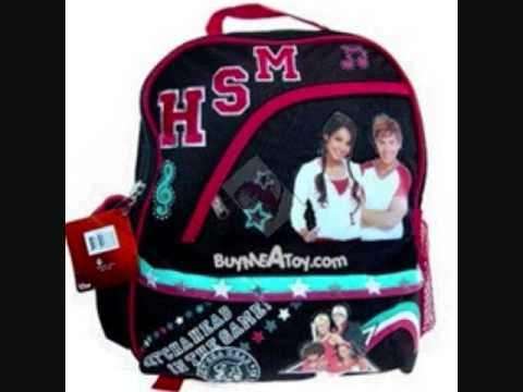 high school musical bag and backpacks umbrella by rihanna