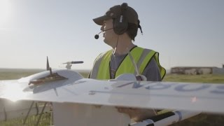 Alphabet and Amazon get aggressive on drone delivery