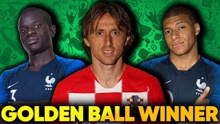 Luka Modric Is The BEST Player At The World Cup Because... | France vs Croatia | #SundayVibes