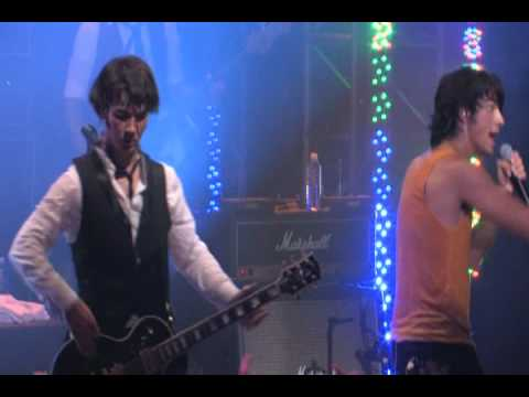 Jonas Brothers - Year 3000 (Bonus Edition DVD) Music Videos