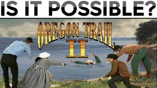 SURVIVING THE OREGON TRAIL | Is It Possible? (Livestream)