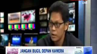 Komunitas Camfroger Indonesia [ KACI ] Jangan Bugil Di Depan Kamera