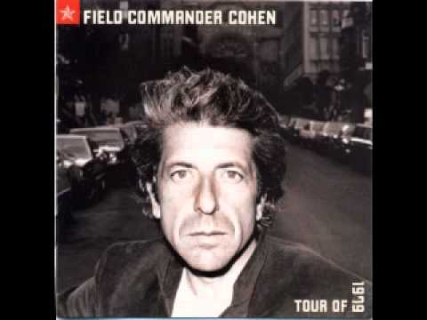 Cohen, Leonard - Field Commander Cohen
