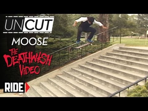 Moose The Deathwish Video Outtakes - UNCUT