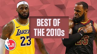 LeBron James' best moments of the decade