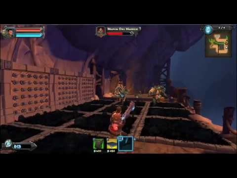 orcs must die 2 gameplay(part 1)