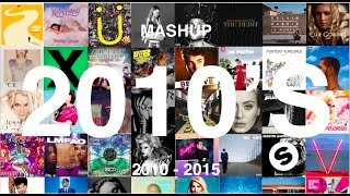 download lagu Reboot 2010-2016 Megamashup127 Songs Mashup From The First Half gratis