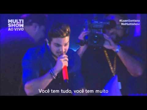 Tudo Que Você Quiser - Luan Santana (festival De Inverno-ba) video