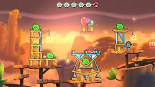 Angry Birds 2 Stage 1615 ~ 1617