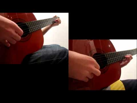 Bard's Song Classic Guitar Cover